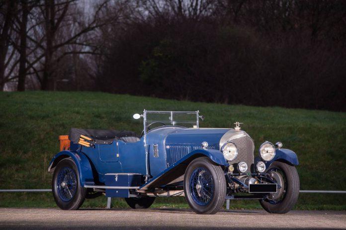 197 1926 Bentley 6,5 L Tourer Vanden Plas
