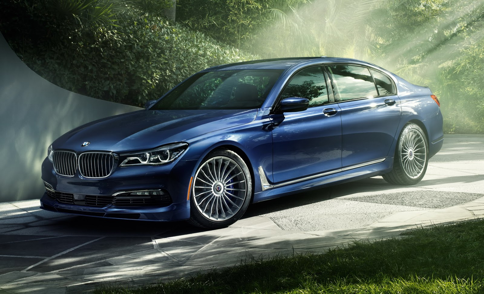 Official: 2017 Alpina B7
