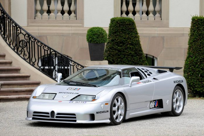 211 1995 Bugatti EB110 Super Sport