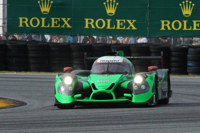 #2 Honda Ligier JS P2 (Tequila Patrón ESM)