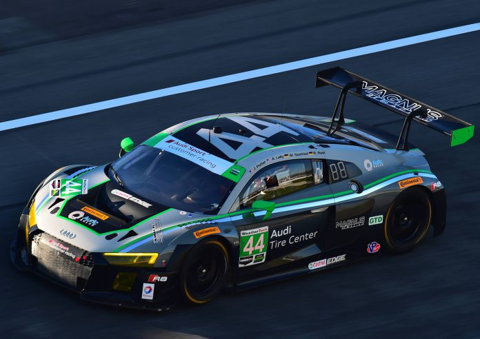 #44 Audi R8 LMS (Magnus Racing)
