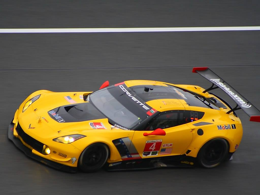 IMSA: Corvette Wins 24 Hours of Daytona with Magical 1-2 Photo Finish!