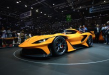 Apollo Arrow at Geneva Motor Show 2016