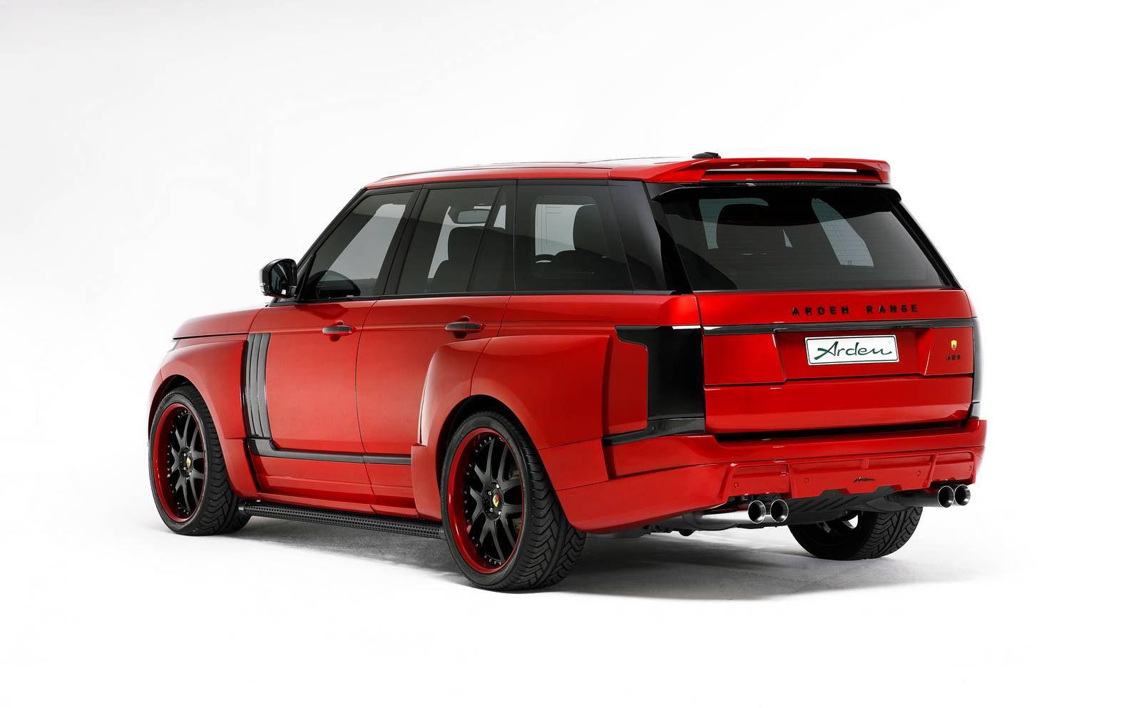 official arden range rover ar 9 spirit special edition gtspirit. Black Bedroom Furniture Sets. Home Design Ideas