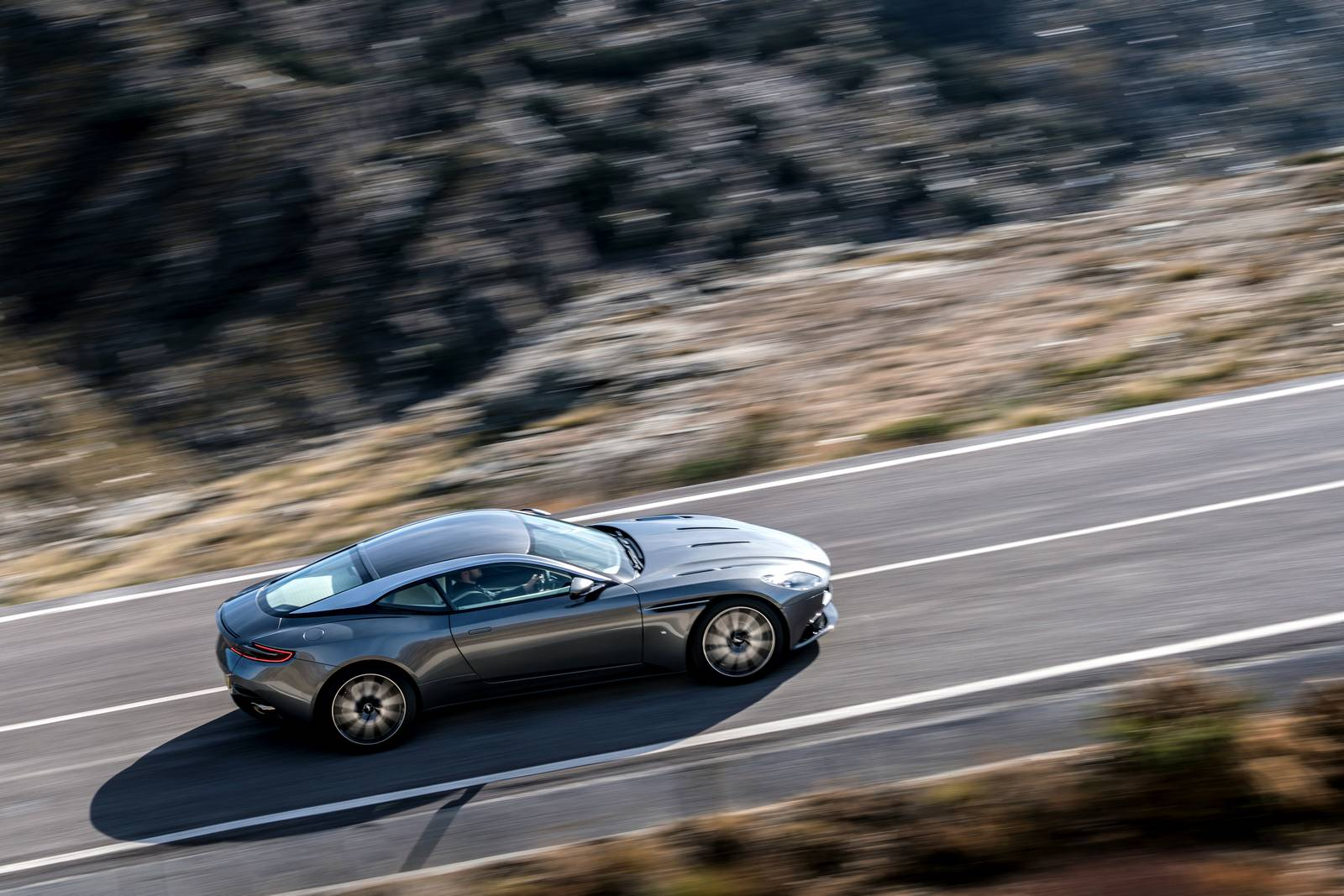 Aston Martin DB11 OFFICIALLY revealed - 600bhp of Aston's finest for £154900