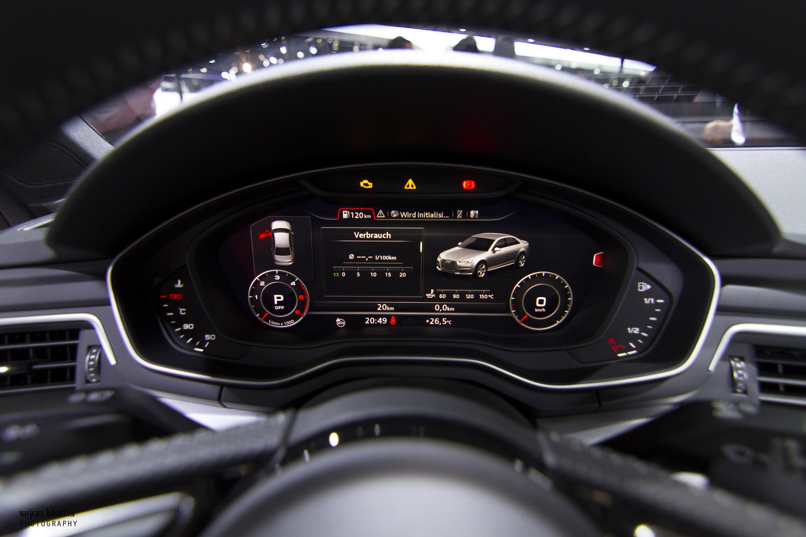 Audi A4 Delhi Auto Expo 2016 3