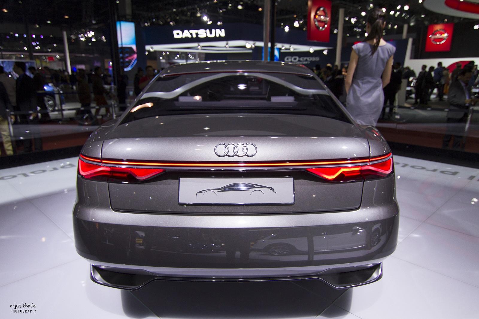Audi Prologue Concept Delhi Auto Expo 2016 1