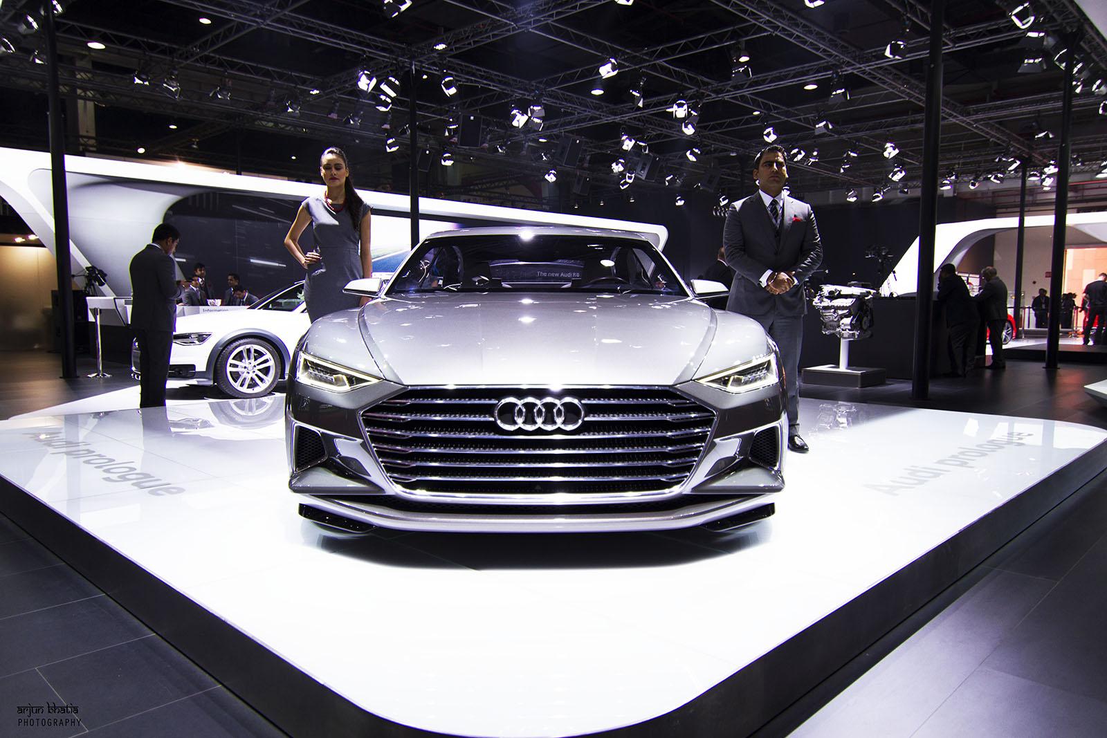 Audi Prologue Concept Delhi Auto Expo 2016 2