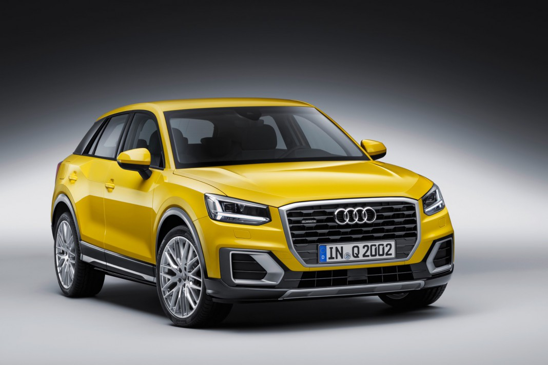 Official Audi Q2 Gtspirit