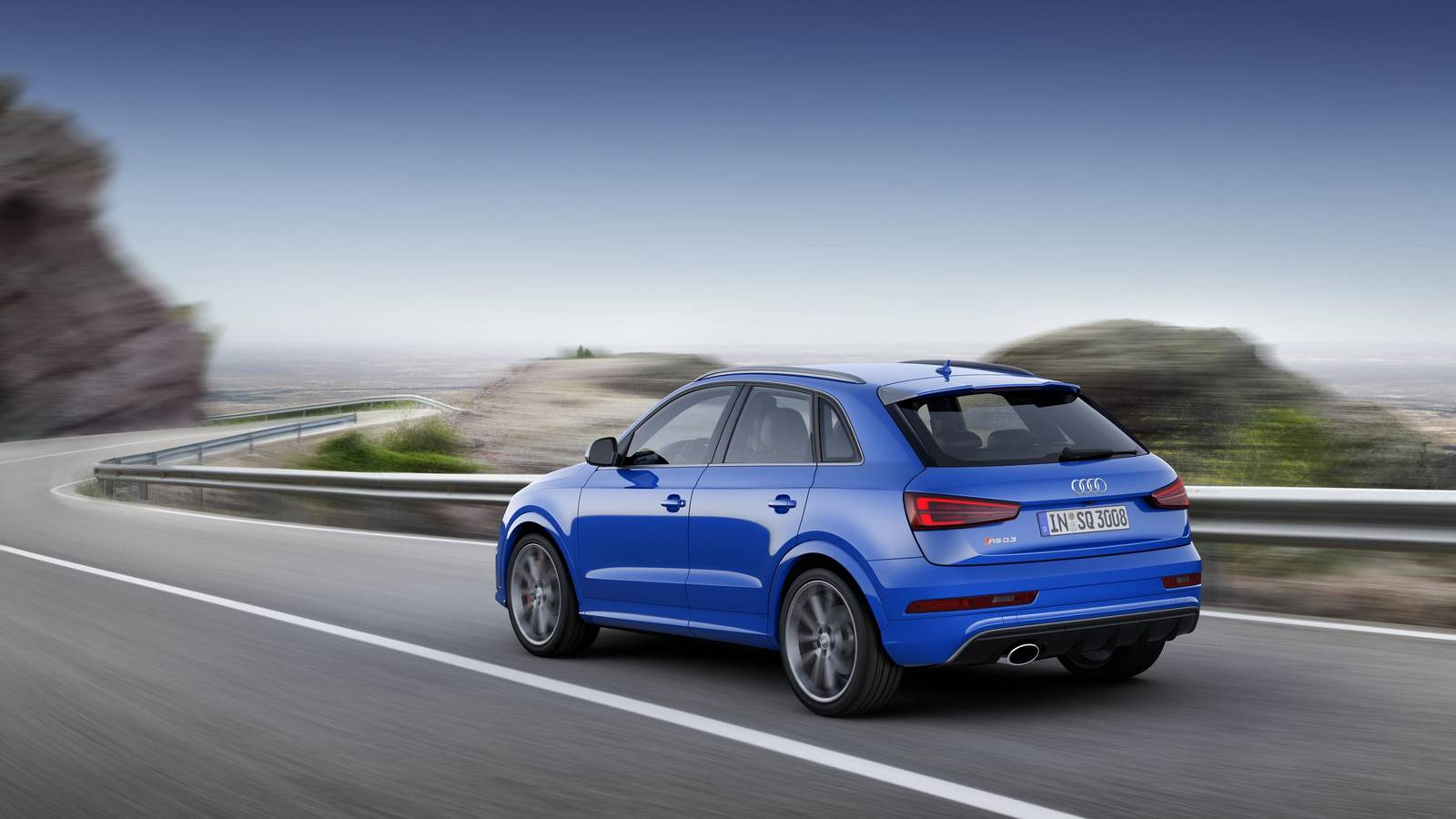 official 2016 audi rs q3 performance gtspirit. Black Bedroom Furniture Sets. Home Design Ideas