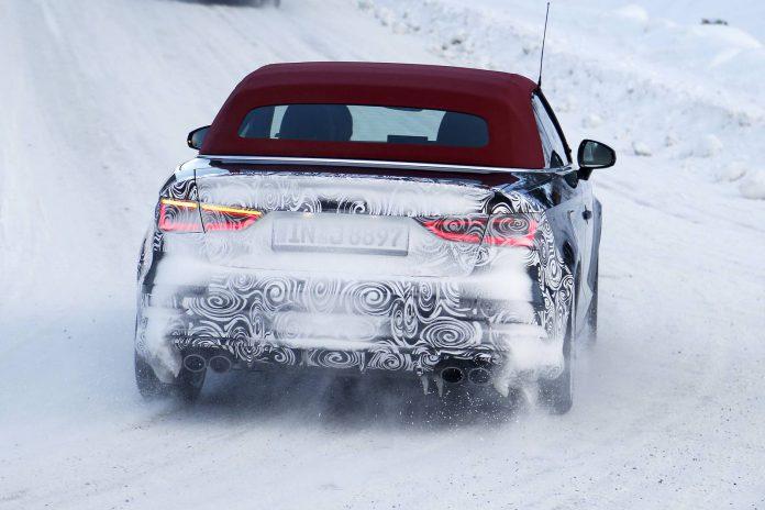 Audi S3 Cabrio Facelift