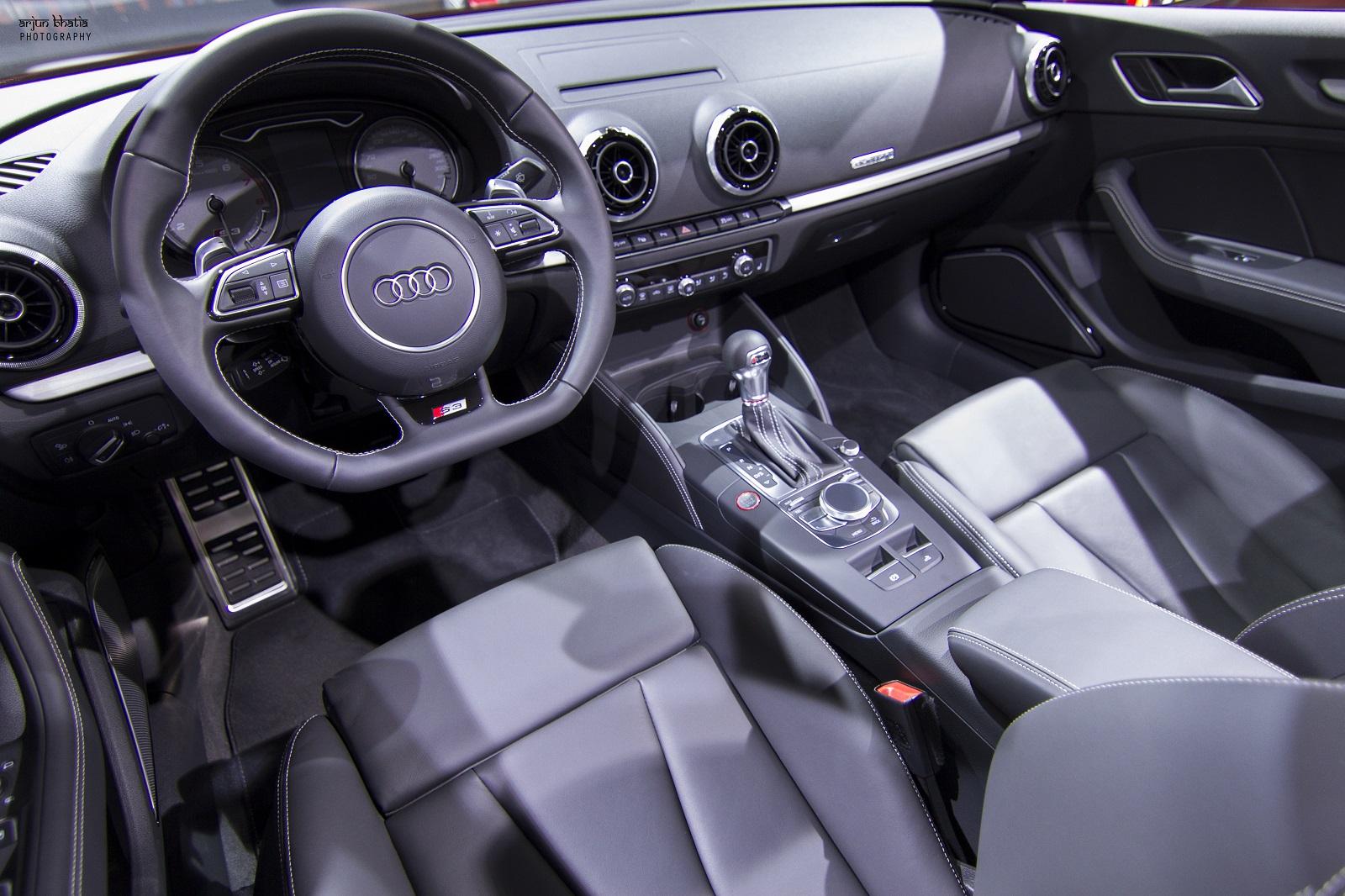 Audi S3 Cabriolet Delhi Auto Expo 2016 1
