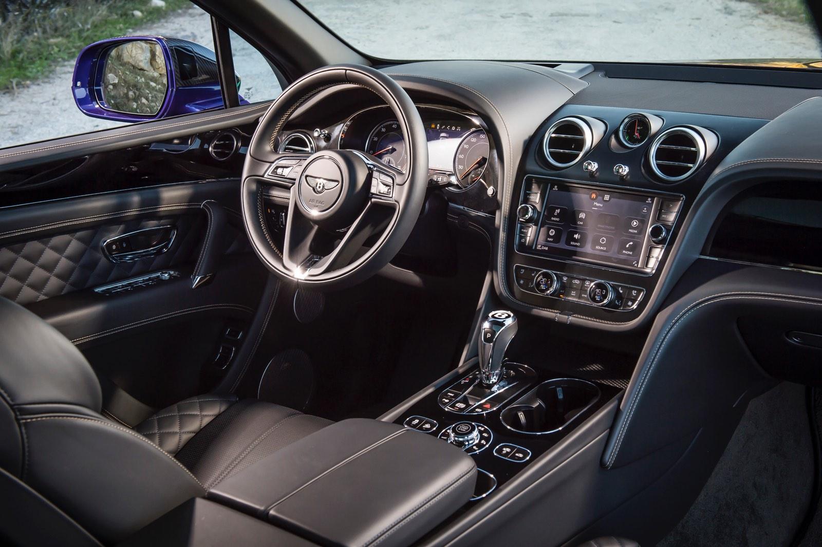 2016 Bentley Bentayga Review Gtspirit