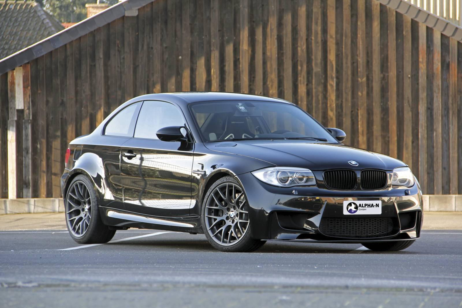 Official 564hp Bmw 1 Series M Coupe By Alpha N Performance