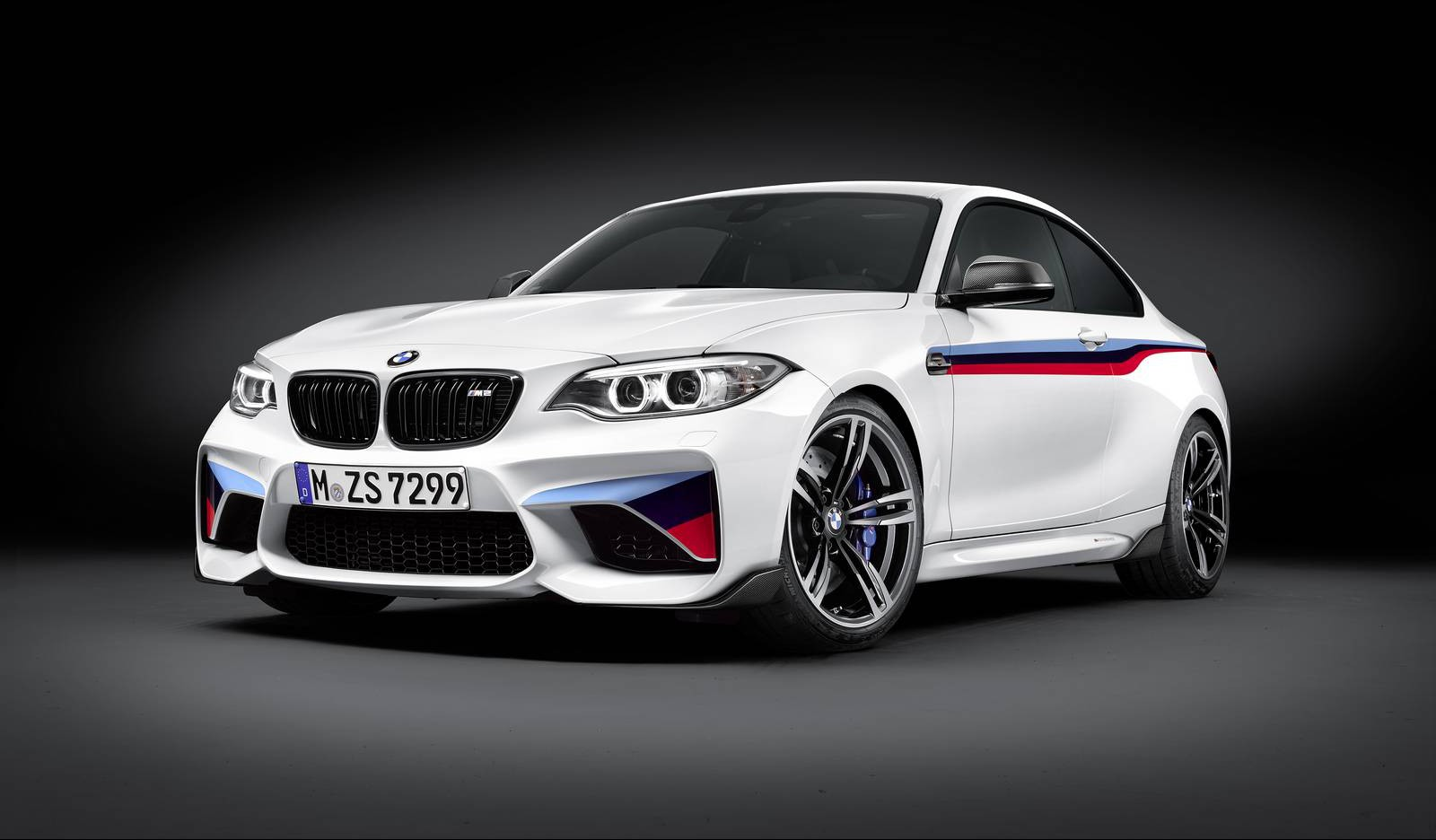 BMW M2 M Performance Parts Revealed