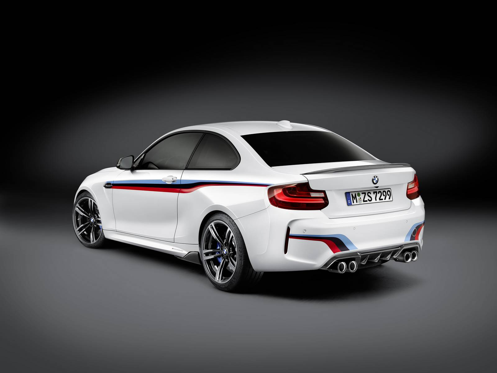 bmw m2 m performance parts revealed gtspirit. Black Bedroom Furniture Sets. Home Design Ideas