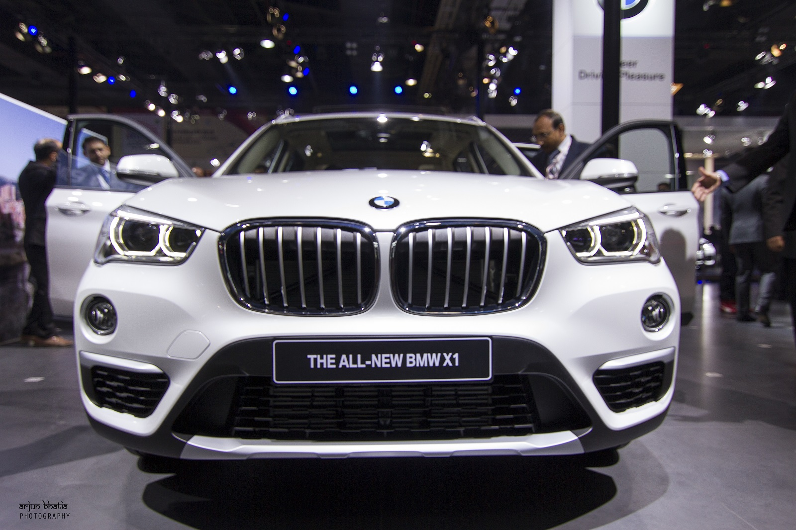 BMW X1 Delhi Auto Expo 2016 3