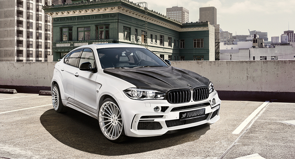 official hamann bmw x6 m50d gtspirit. Black Bedroom Furniture Sets. Home Design Ideas