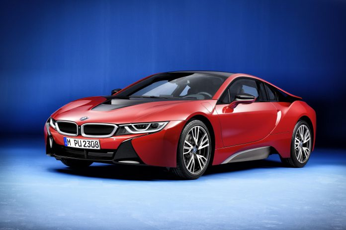 BMW i8 Protonic Red Edition (4)