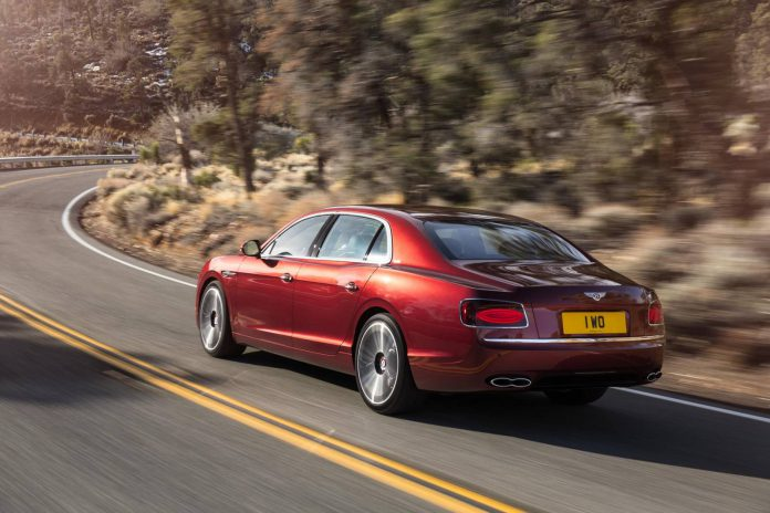 Bentley Flying Spur V8 S (5)