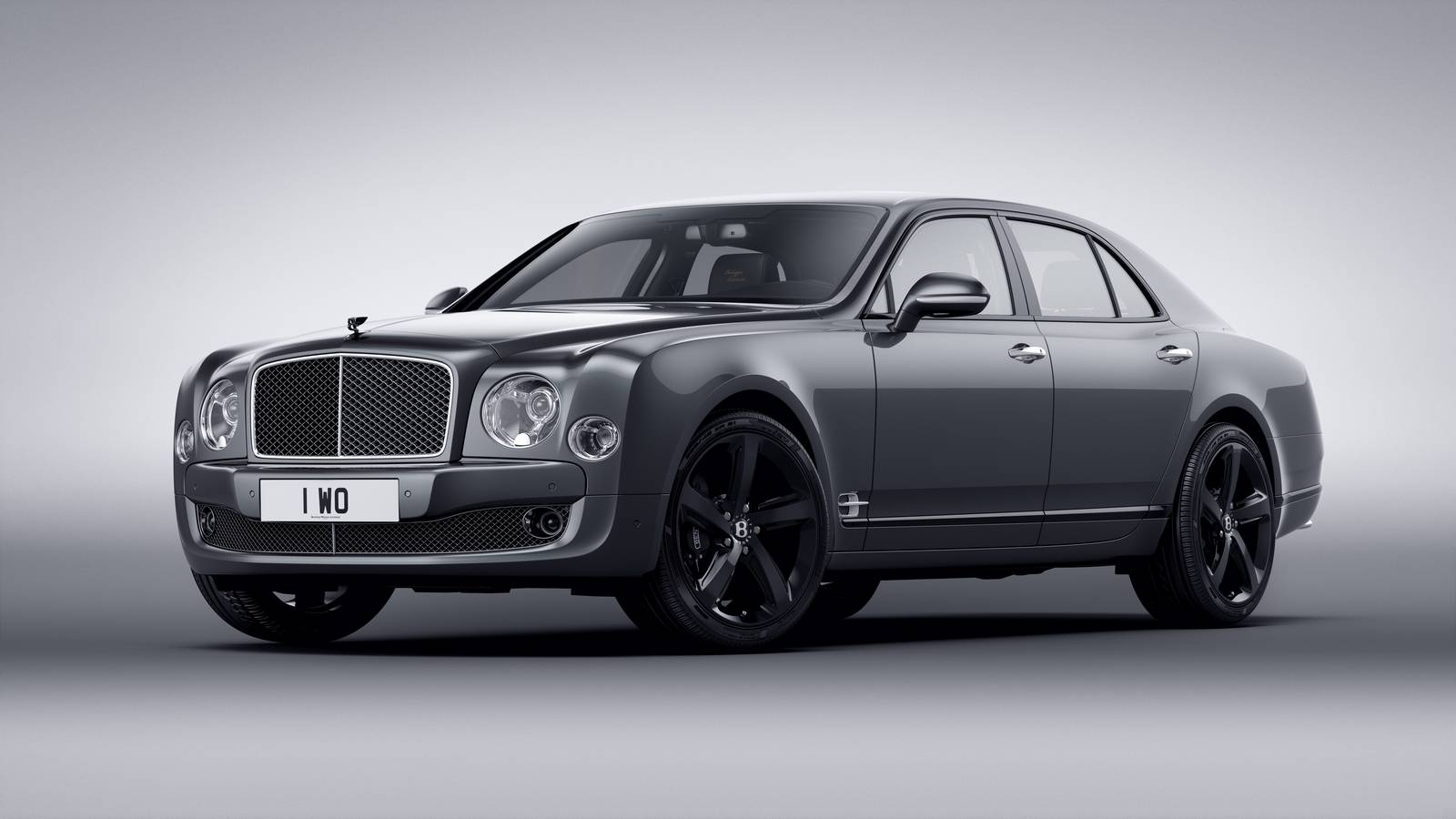 Official Bentley Mulsanne Speed Beluga Edition By