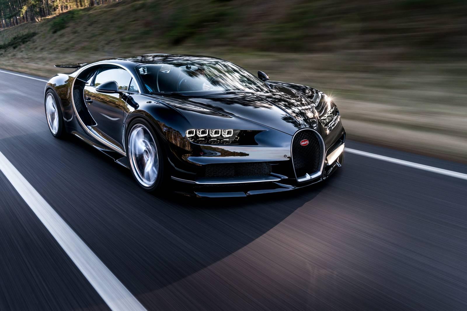 Official 2017 Bugatti Chiron