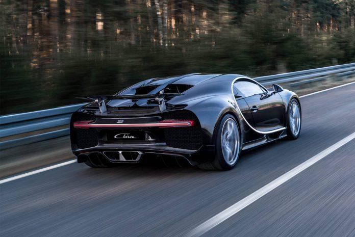 Bugatti Chiron Driving Shots (5)