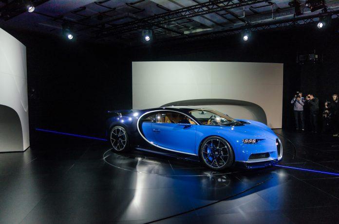Bugatti Chiron Exterior56