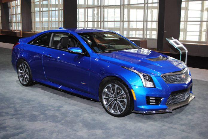 Cadillac ATS-V FR