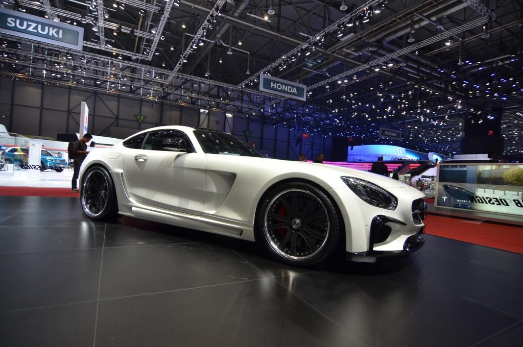 Geneva 2016 Fab Design Mercedes Amg Gt S Areion Gtspirit