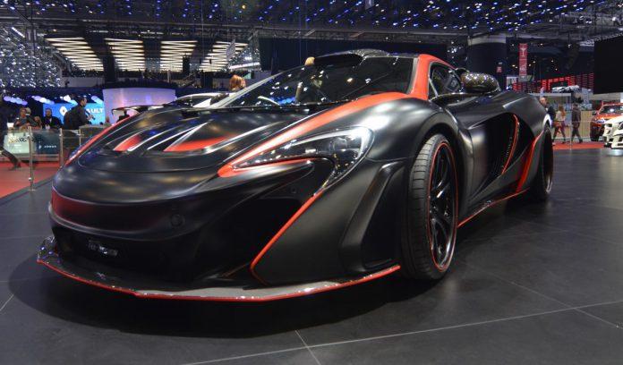 FAB Design McLaren 650S VAYU GTR