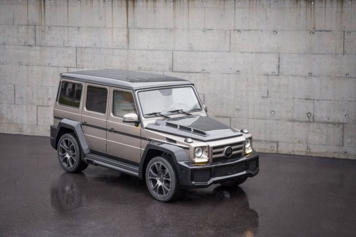 FAB Design Mercedes-Benz G-Class