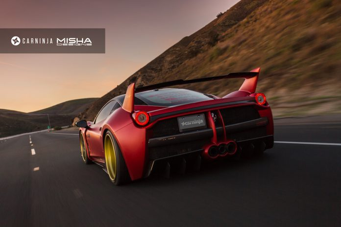 Ferrari 458 by Misha Designs (7)