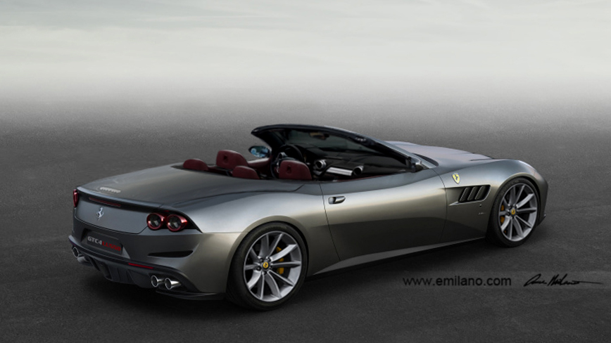ferrari ff et gtc4lusso vos avis photos et vid os page 14 ferrari 599 gtb fiorano gto. Black Bedroom Furniture Sets. Home Design Ideas