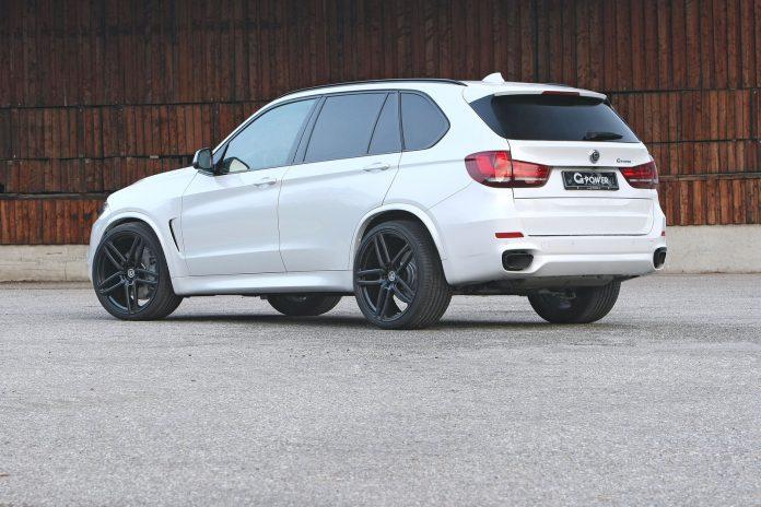 G-Power BMW X5 M50d (2)