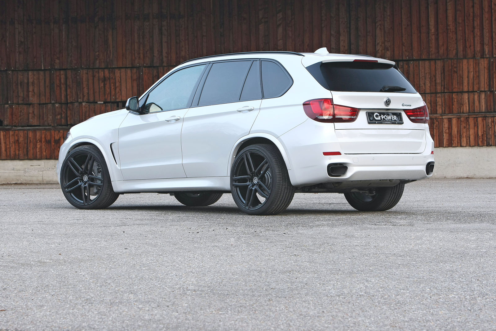 Official G Power Bmw X5 M50d Gtspirit