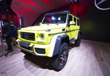 G500 4X4 Delhi Auto Expo 2016