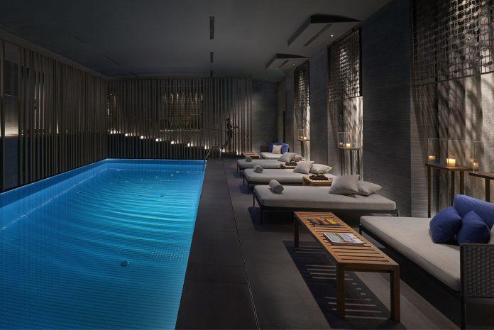 Mandarin-Oriental Milan Pool