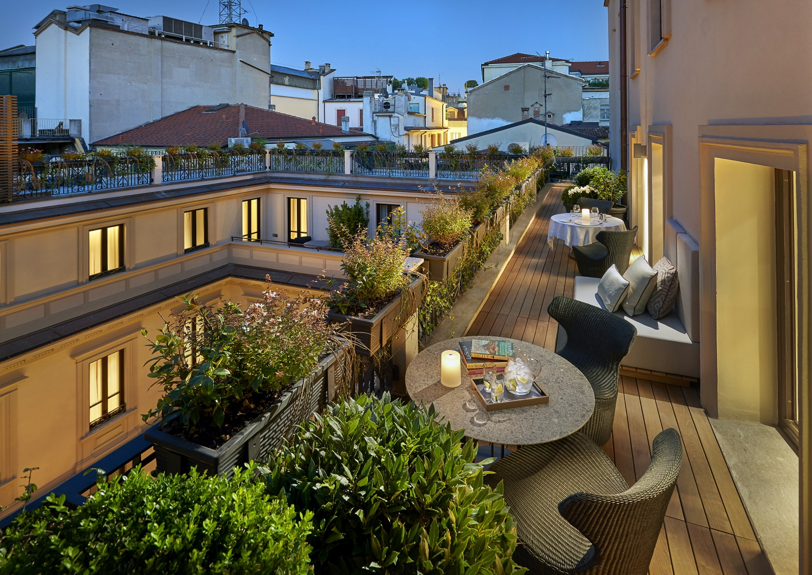 Mandarin oriental milan review gtspirit for Design hotel milano