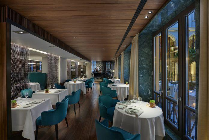 Mandarin Oriental Milan Seta Restaurant
