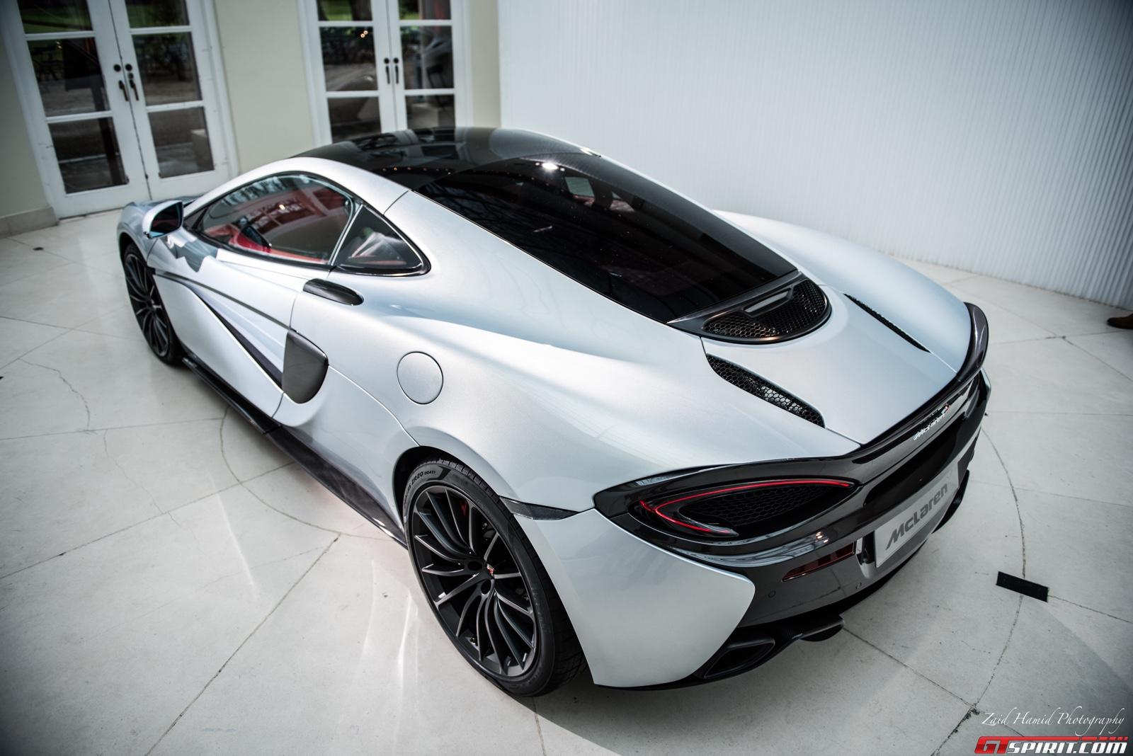 Exclusive: McLaren 570GT Preview