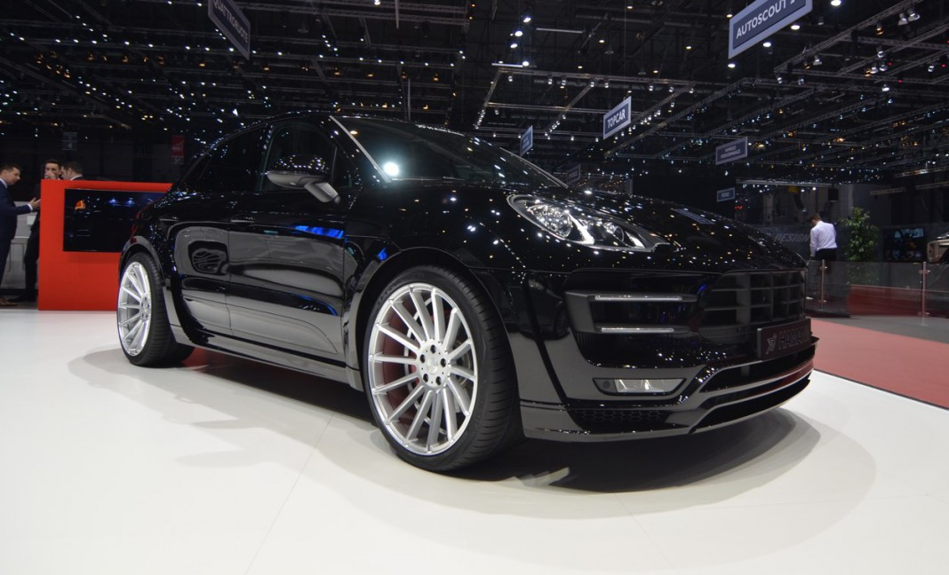 geneva 2016 hamann porsche macan gtspirit. Black Bedroom Furniture Sets. Home Design Ideas