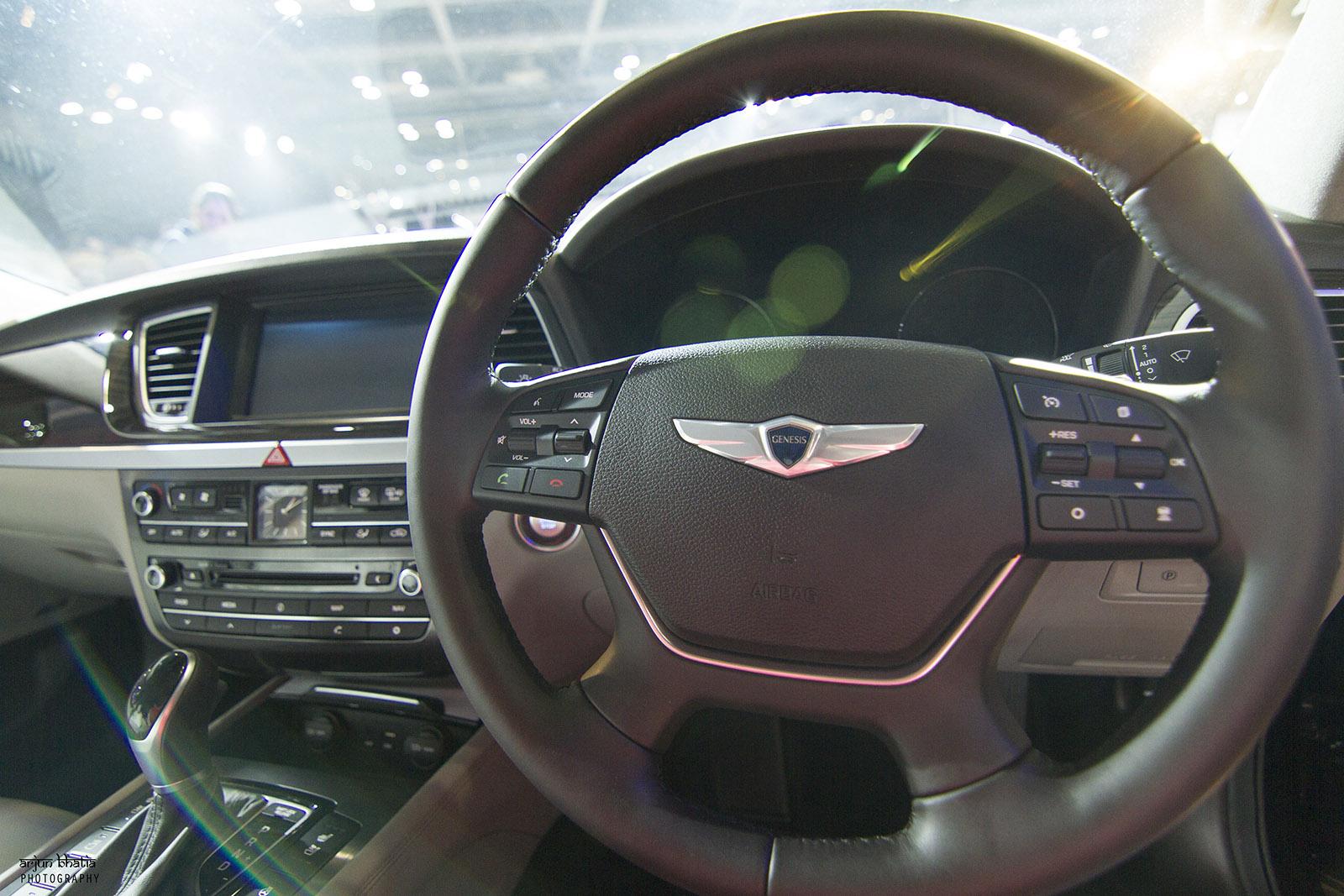 Hyundai Genesis Delhi Auto Expo 3