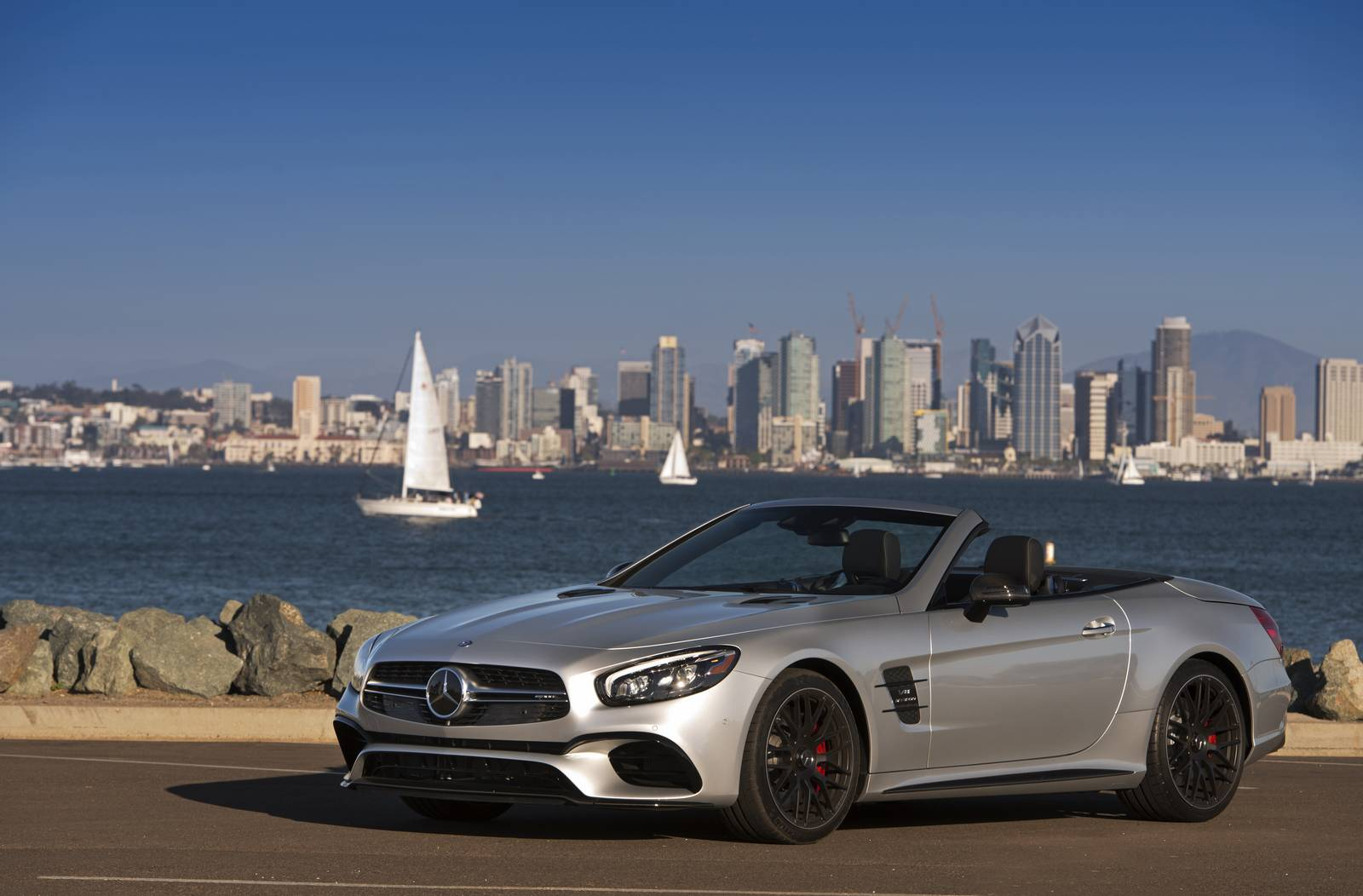 2017 mercedes benz sl review gtspirit. Black Bedroom Furniture Sets. Home Design Ideas