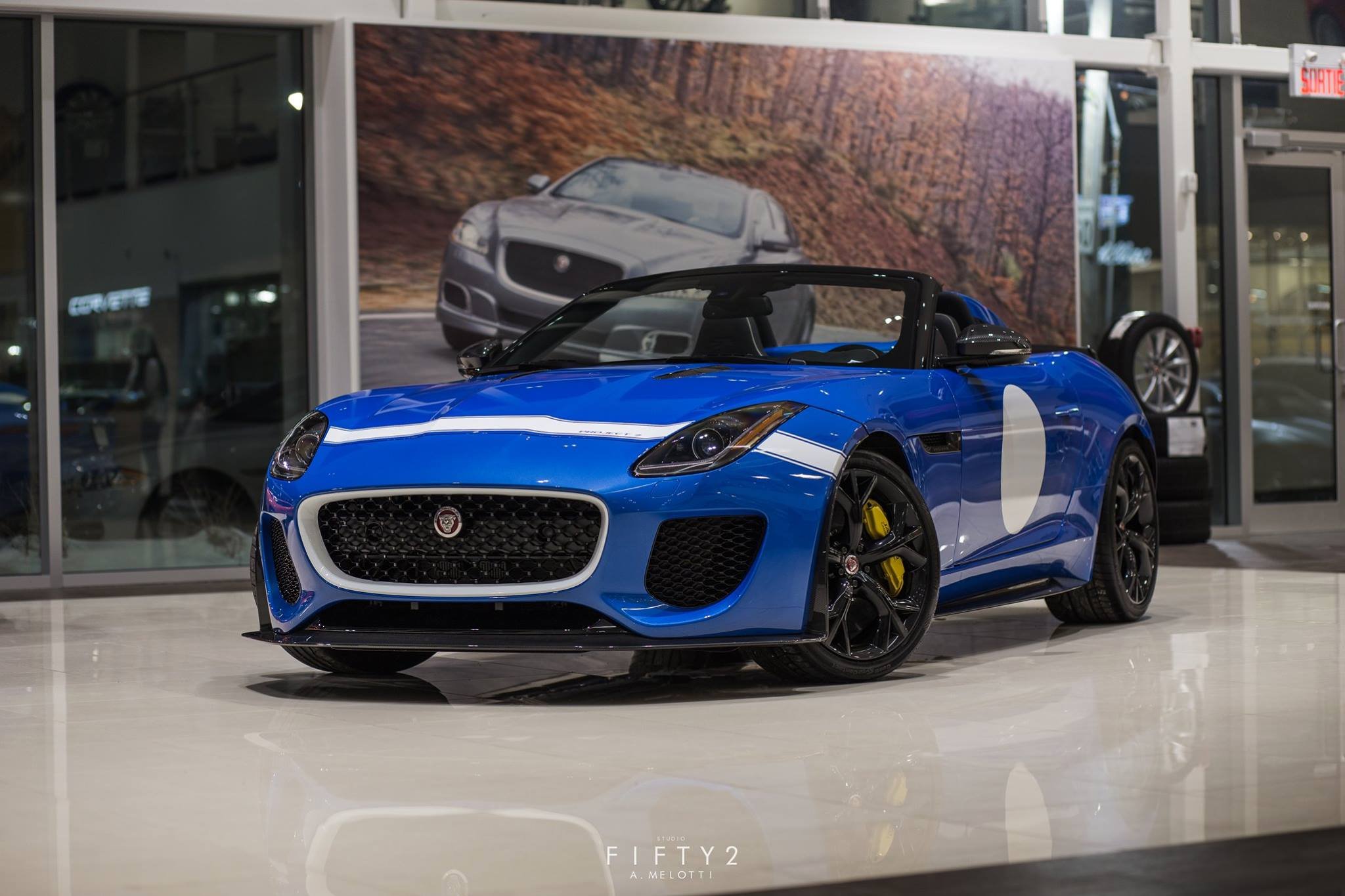 jaguar f type project 7 successor on the cards gtspirit. Black Bedroom Furniture Sets. Home Design Ideas