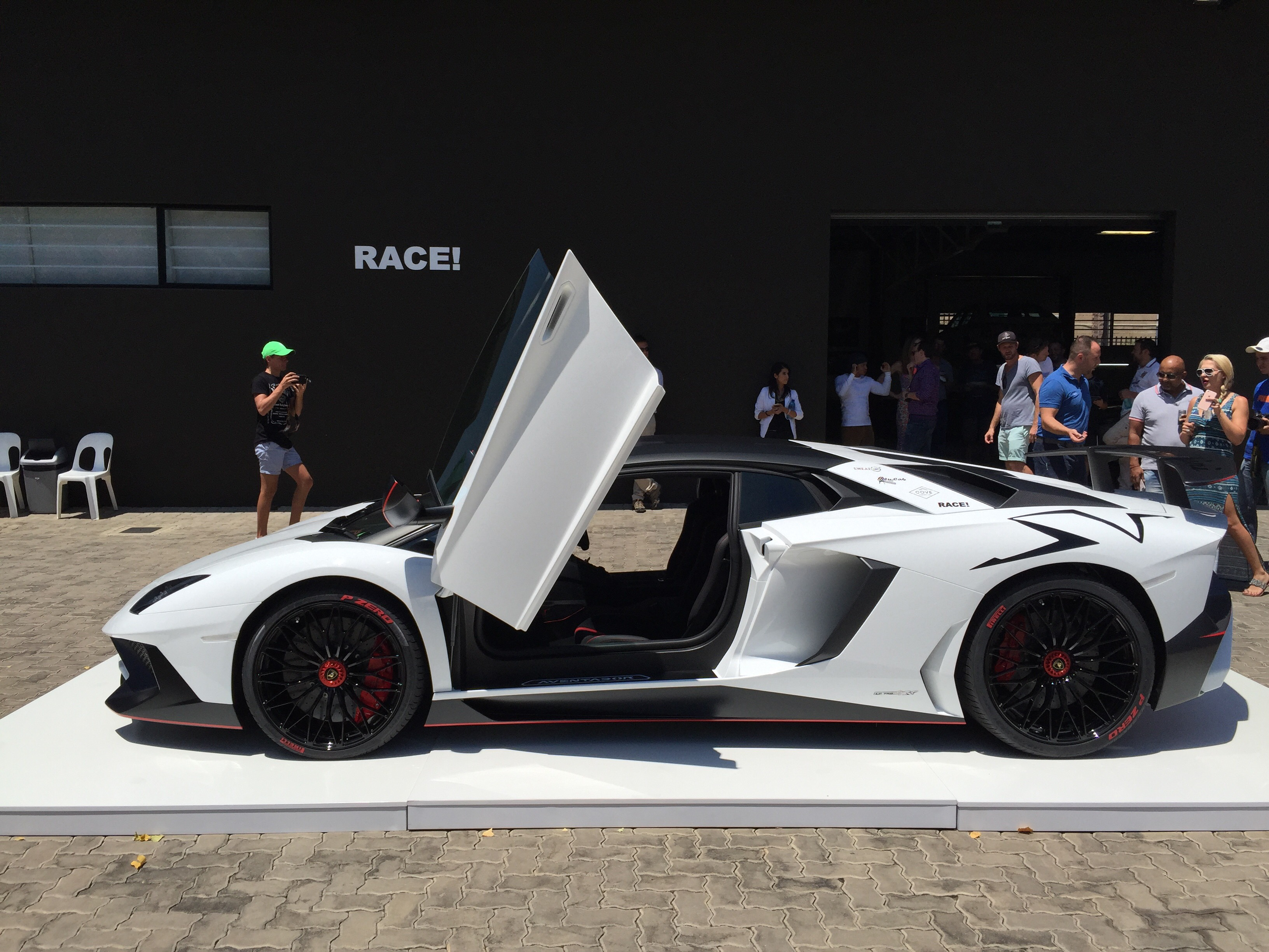 Guy Furious At Dealer For Not Being The Only Aventador Sv Owner In