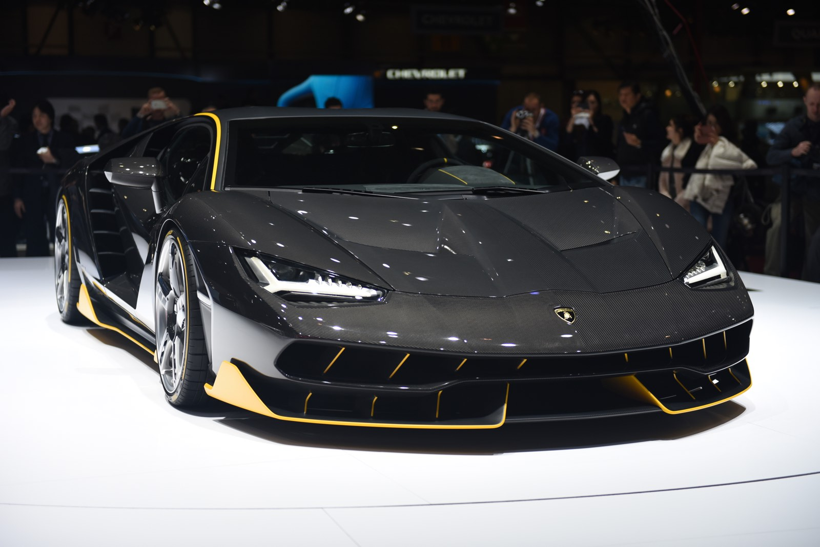 Geneva 2016: Lamborghini Centenario - GTspirit