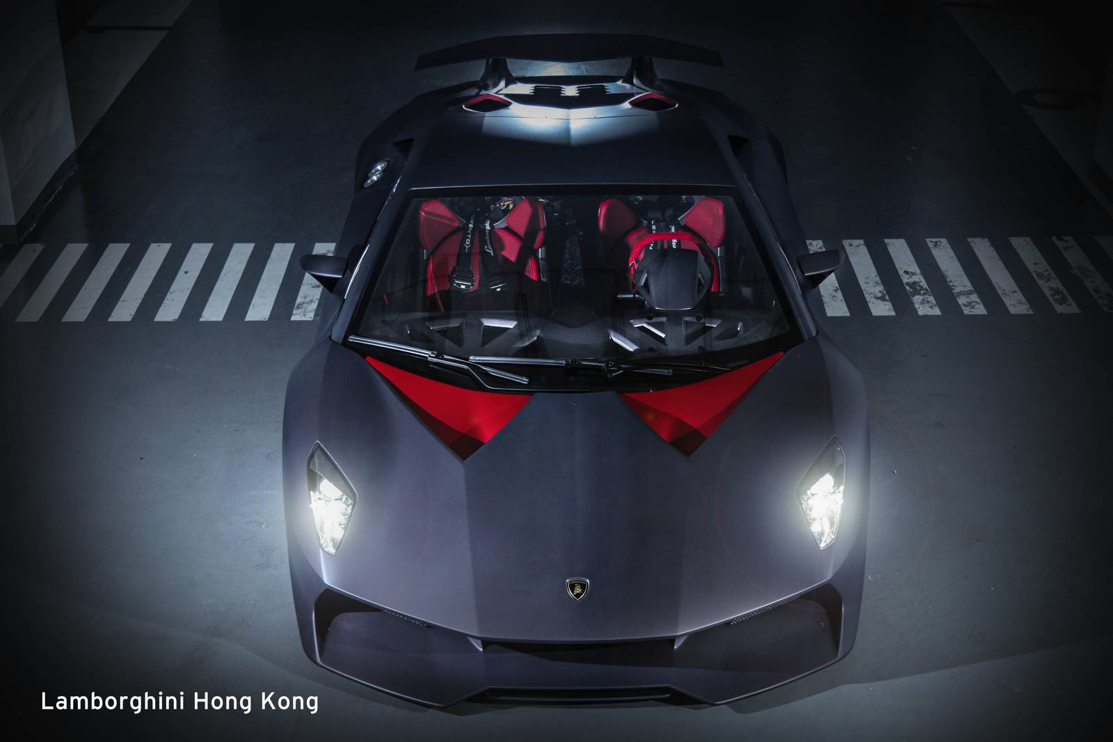 1 Of 20 Lamborghini Sesto Elemento Delivered In Hong Kong Gtspirit