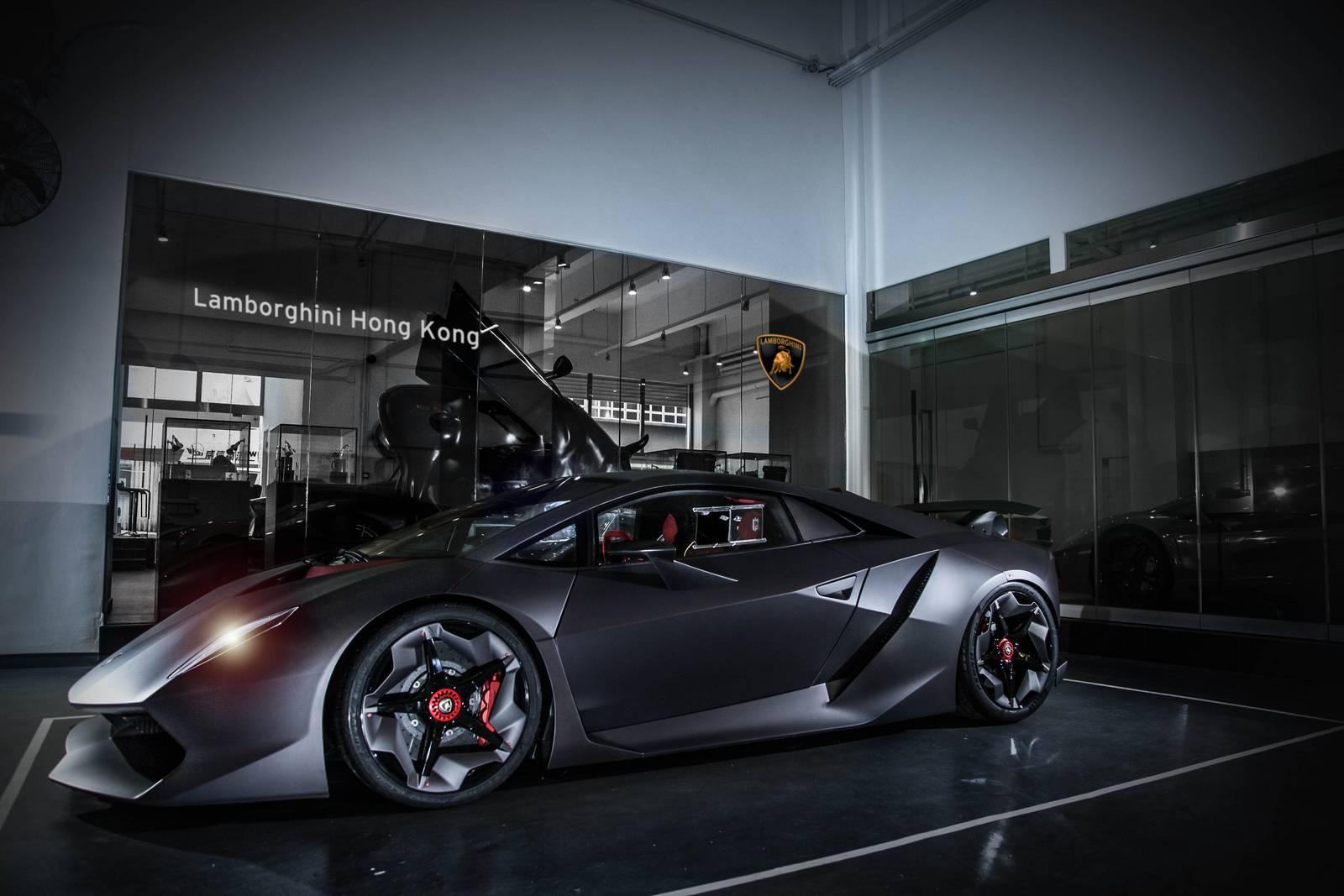 1 Of 20 Lamborghini Sesto Elemento Delivered In Hong Kong Gtspirit