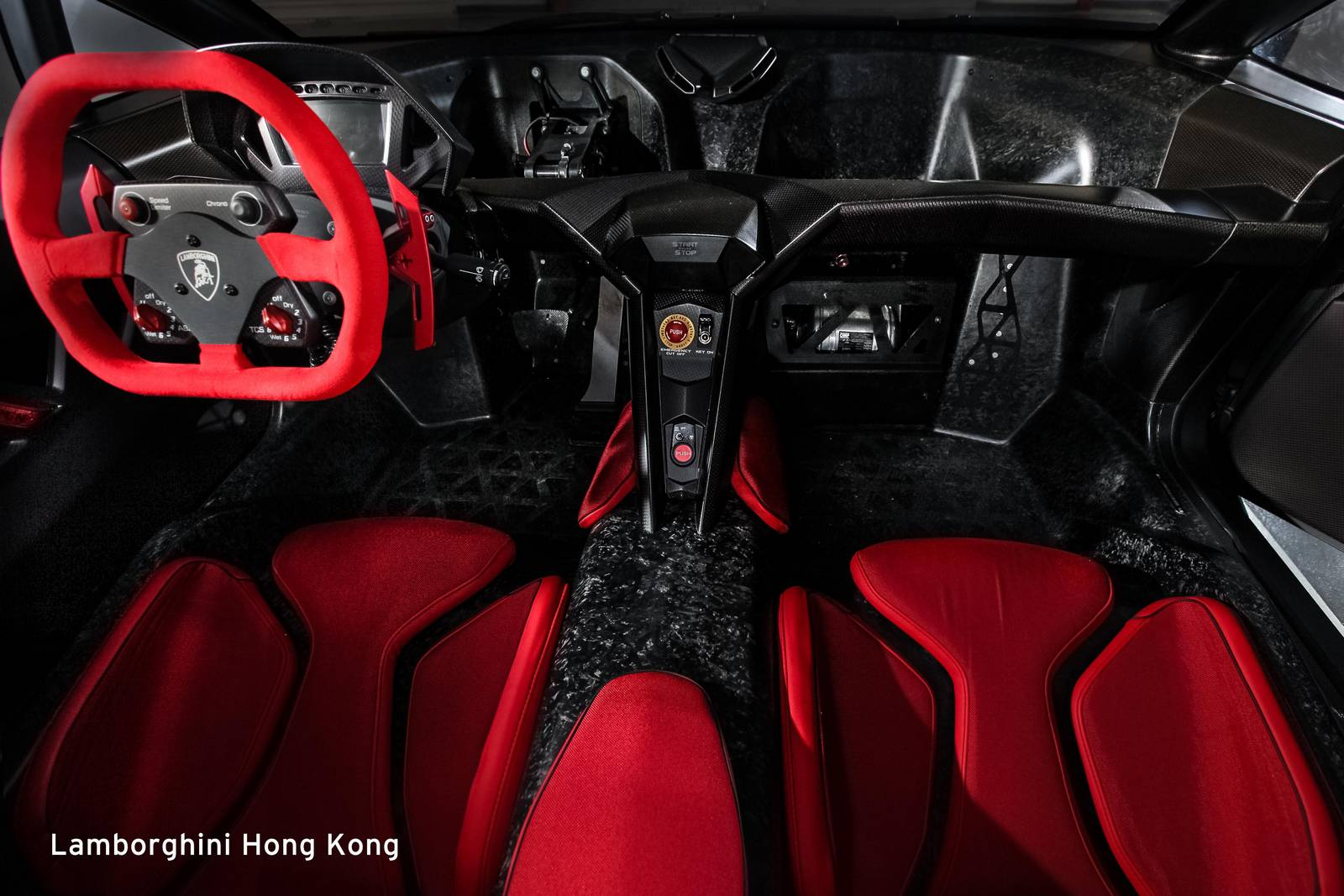 1 of 20 lamborghini sesto elemento delivered in hong kong gtspirit. Black Bedroom Furniture Sets. Home Design Ideas